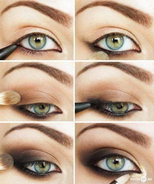 مكياج العيون