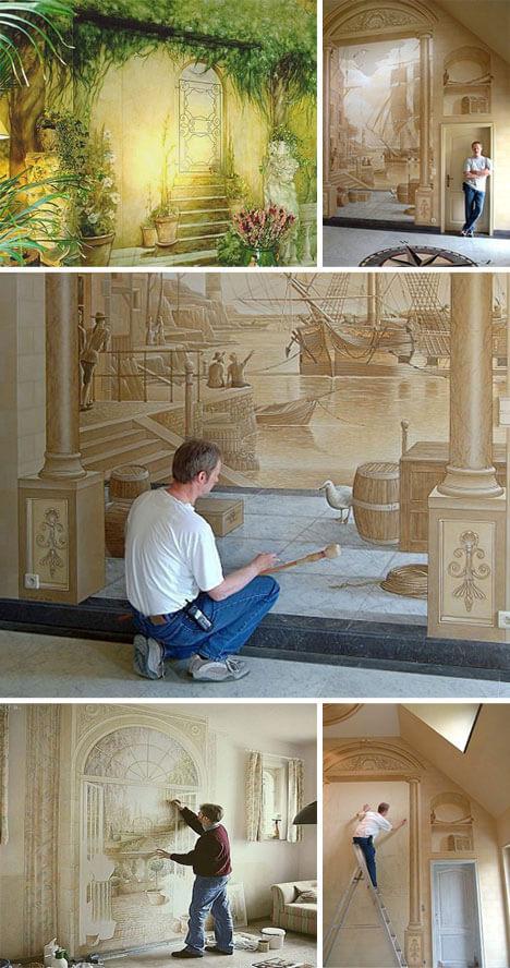 9-3d-interior-wall-painting-art