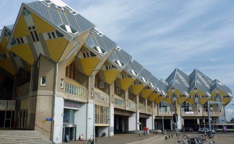 أغرب مباني فى العالم: 42 مبنى ما بين روائع معمارية و فشل ذريع!