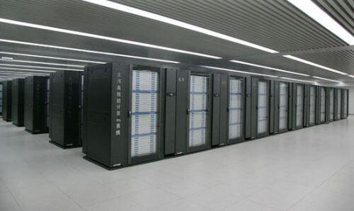 tianhe-2 - أسرع سوبر كمبيوتر في العالم في 2015