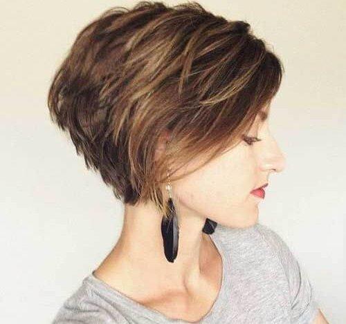 تسريحات الشعر القصير: أحدث 20 قصة للشعر قصير بالصور