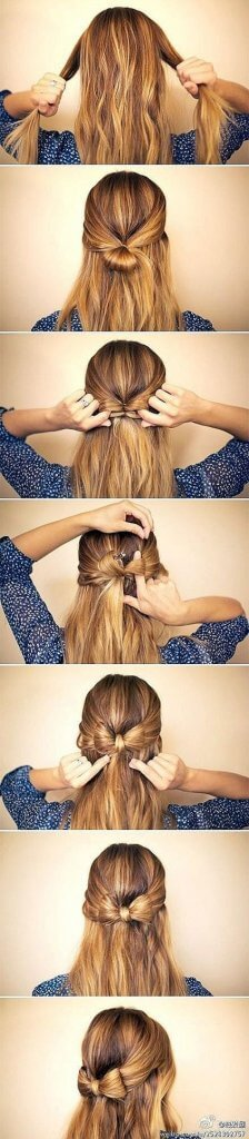 tied-long-hair-style
