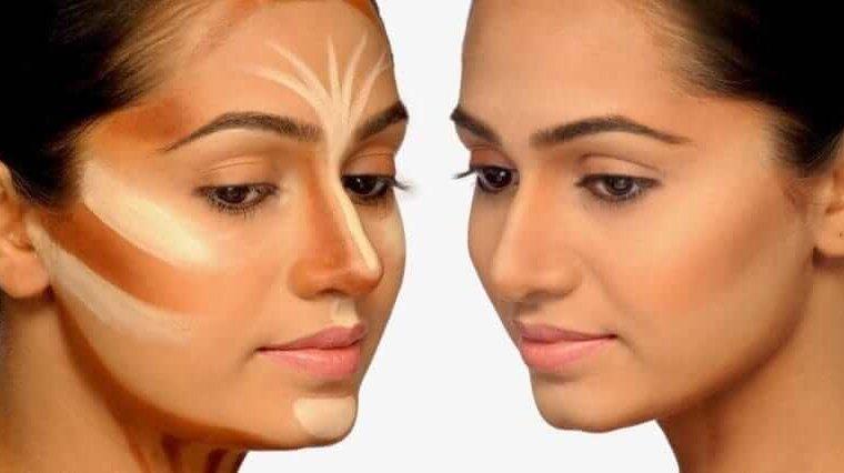 مكياج الكونتور : 10 نصائح بالصور لعمل كونتور الوجه المناسب