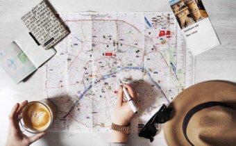 قائمة السفر: قائمة أغراض المسافر عند تحضير حقيبة السفر