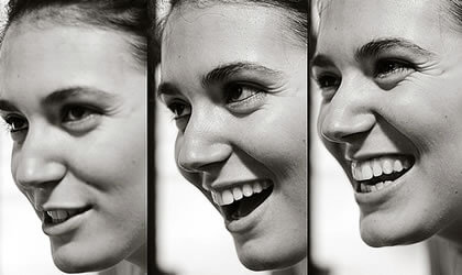 smiles - كيف تقرأ لغة العيون