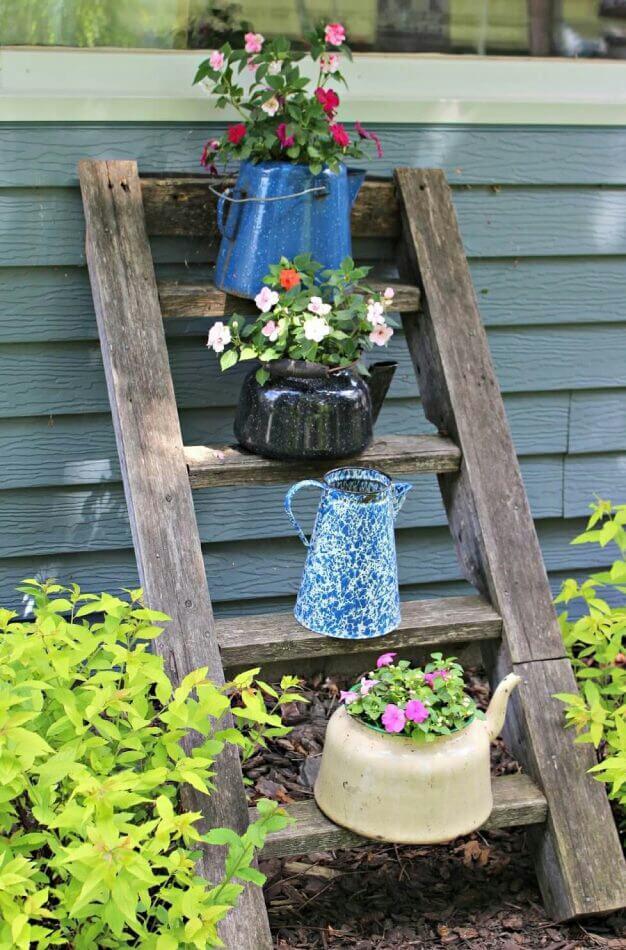 أفكار مميزة لكي تعطي الحديقة 10-vintage-garden-de