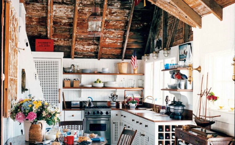 ديكور المطبخ: 15 فكرة رائعة لديكورات المطابخ
