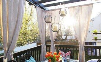 17 فكرة سريعة لتزيين حديقة المنزل