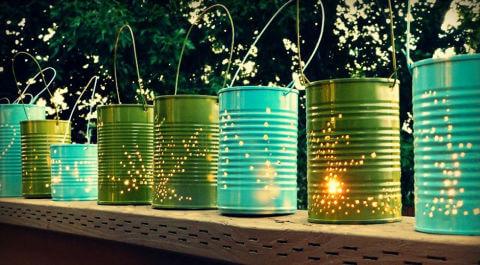 أفكار مميزة لكي تعطي الحديقة tins.jpg