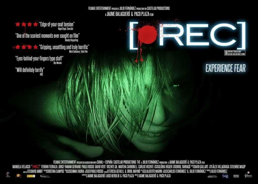 Rec-2007 أفلام رعب